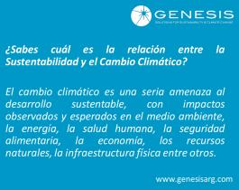 3. Relación CC y Sustentabilidad