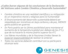 9.Declaración Vaticana