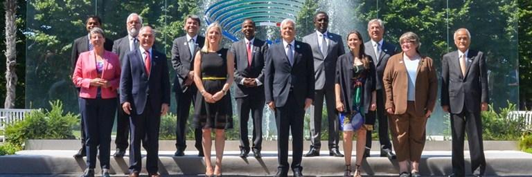Los ministros del G7 apoyan el Acuerdo de Paris