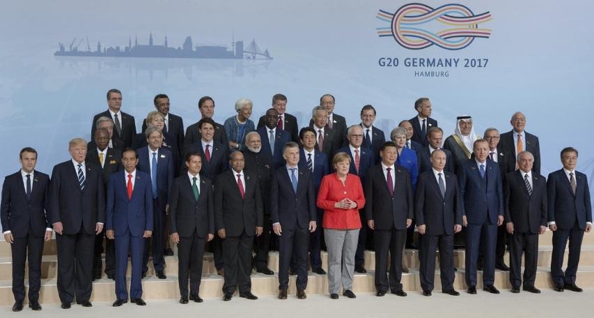 El Clima en el G20: Compromiso de todos menos uno