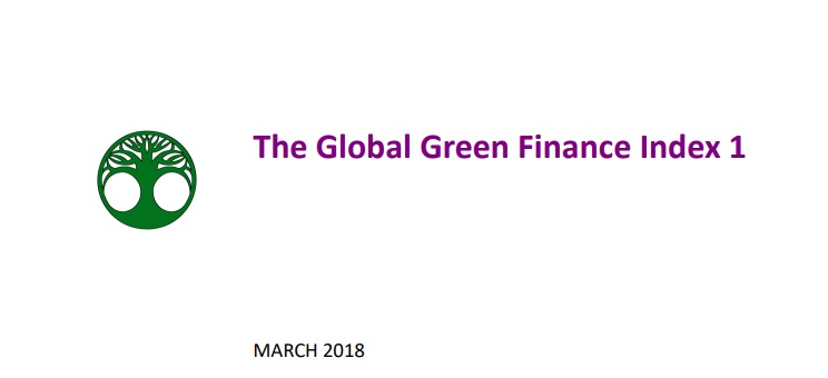 Global Green Finance Index launched today, Western Europe outperforms other regions