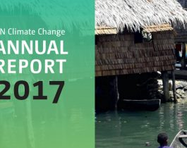 anual report climate change
